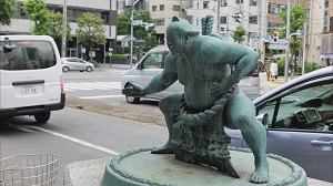 江戸古地図で巡る東京の街並み 両国編
