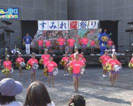 9月は世界大会優勝チームとコムゾーダンス!【バイオレットジャム 編】
