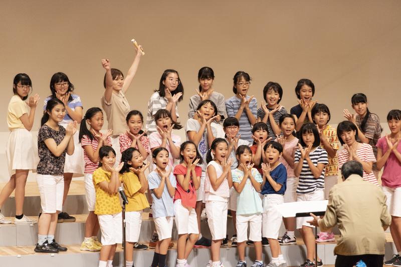 クラウン少女合唱団 第50回定期演奏会