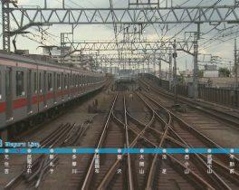 目黒線・各駅停車 新丸子~日吉 11/18~放送内容