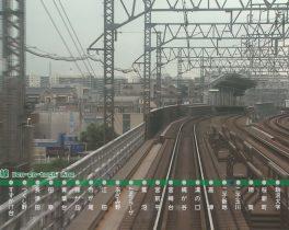田園都市線・各駅停車 用賀~高津 12/9~放送内容