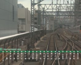 田園都市線・各駅停車 高津~宮崎台 12/16~放送内容