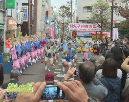 「新丸子阿波踊り」を取材しました!