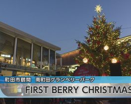 FIRST BERRY CHRISTMASほか12/4放送内容(11ch)