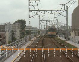 大井町線・各駅停車 大井町~中延 1/27~放送内容