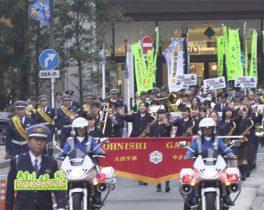「年末の交通事故防止・防火パレード」を取材しました!