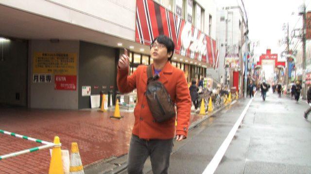 武蔵小山一番街小谷歩き