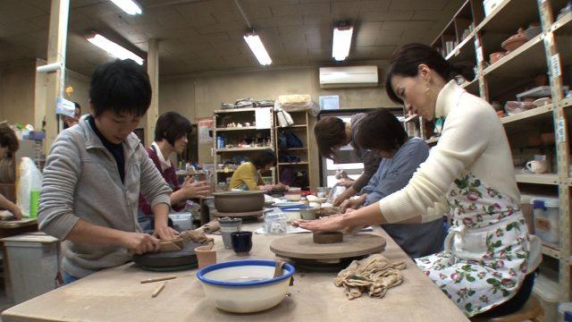 つち丸陶芸体験②