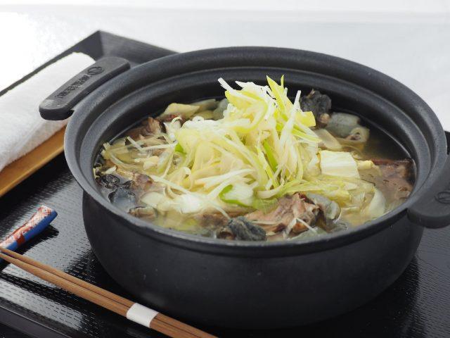 すっぽん鍋-min