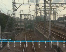 目黒線・急行 大岡山~多摩川 10/5~放送内容