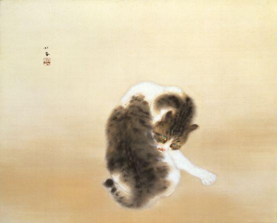 《イベント情報》特別展「竹内栖鳳《班猫》とアニマルパラダイス」