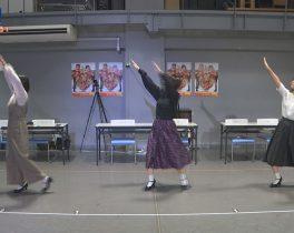 10月 はまさしお兄さんのキュートな仲間「おSET隊」とレッツダンス!