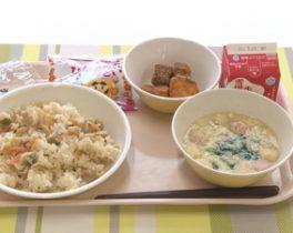 学校給食で愛媛県産真鯛を使った献立を提供[4月放送]