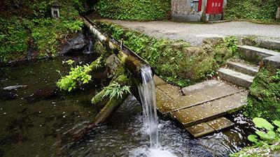 秋本奈緒美が行く 日本名水巡りの旅 画像