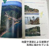 地震や津波による被害が克明に描かれている