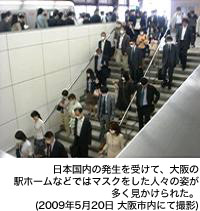 インフルエンザ 2009 日本 新型